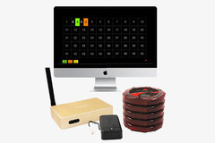 Фото Restaurant Table Tracker Table Tracker Kit